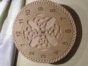 horloge inversee 10