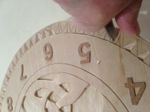 horloge inversee 3